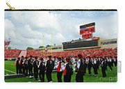 The Going Band From Raiderland Carry-all Pouch by Mae Wertz
