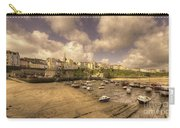 The Harbour At Tenby  Carry-all Pouch