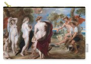 The Judgement Of Paris Carry-all Pouch