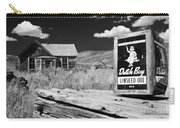 The Last Frontier - Bodie - California Carry-all Pouch