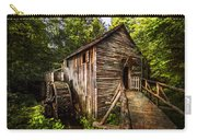 The Mill At Cades Cove Carry-all Pouch