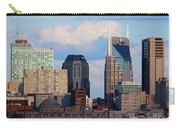 The Nashville Skyline As Viewed Carry-all Pouch