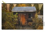 The Shed Carry-all Pouch by Jessica Jenney