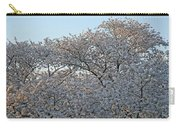 The Simple Elegance Of Cherry Blossom Trees Carry-all Pouch