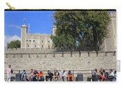 The Tower Of London Carry-all Pouch