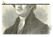 Thomas Jefferson Carry-all Pouch by English School