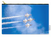 Thunderbirds In Formation  Carry-all Pouch