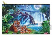 Tiger Moon Carry-all Pouch