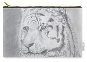 Tiger Watching Carry-all Pouch