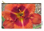 Tigger Daylily Carry-all Pouch