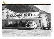 Tonopah Nevada - Clown Motel Carry-all Pouch
