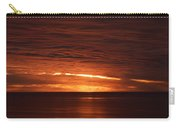 Torrey Pines Sunset Carry-all Pouch