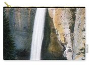 Tower Falls Yellowstone National Park Carry-all Pouch