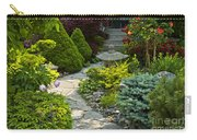 Tranquil Garden  Carry-all Pouch