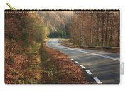 Transfagarasan Road Carpathian Mountains Romania  Carry-all Pouch