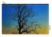 Tree Skeleton Carry-all Pouch