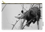 Treed Opossum Carry-all Pouch