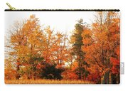Trees Of Fall Carry-all Pouch