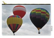 Trio Of Balloons  Carry-all Pouch