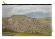 Tucumcari Mountain Reflections On Route 66 Carry-all Pouch