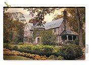 Tudor In Autumn Carry-all Pouch