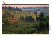 Tuscan Landscape Carry-all Pouch