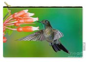 Tyrian Metaltail Carry-all Pouch
