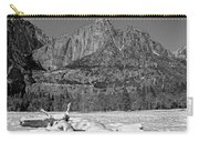 Snowy Yosemite Carry-all Pouch