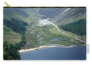 Upper Lake At Glendalough Carry-all Pouch
