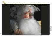 Upscale Father Christmas Carry-all Pouch