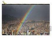 Urban Rainbow La Paz Bolivia Carry-all Pouch