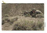 U.s. Soldiers Provide Security Carry-all Pouch