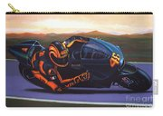 Valentino Rossi On Ducati Carry-all Pouch