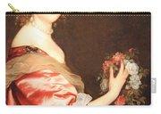 Van Dyck's Catherine Howard -- Lady D'aubigny Carry-all Pouch
