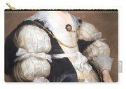 Van Dyck's Lady With A Fan Carry-all Pouch