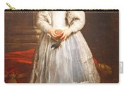 Van Dyck's Maddalena Cattaneo Carry-all Pouch