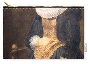 Van Dyck's Portrait Of A Flemish Lady Carry-all Pouch