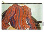 Van Gogh's La Mousme Carry-all Pouch