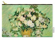 Van Gogh's Roses Carry-all Pouch