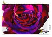 Velvet Rose Carry-all Pouch