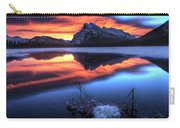 Vermillion Lakes Mount Rundle Carry-all Pouch