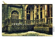 Viceregal Lodge Shimla Carry-all Pouch