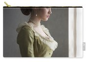 Victorian Woman At The Window Carry-all Pouch