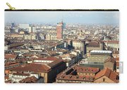 View Of Turin Carry-all Pouch