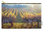 Vineyard Sunset Carry-all Pouch