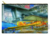 Vintage Airplanes Carry-all Pouch
