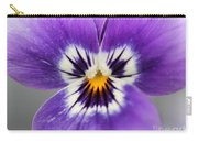 Viola Named Sorbet Marina Baby Face Carry-all Pouch by J McCombie