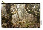 Virgin Mountain Rainforest Of Marlborough Nz Carry-all Pouch