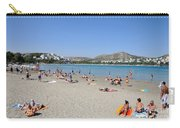 Vouliagmeni Beach Carry-all Pouch