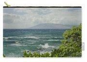 Wailea Point Maui Hawaii Carry-all Pouch
